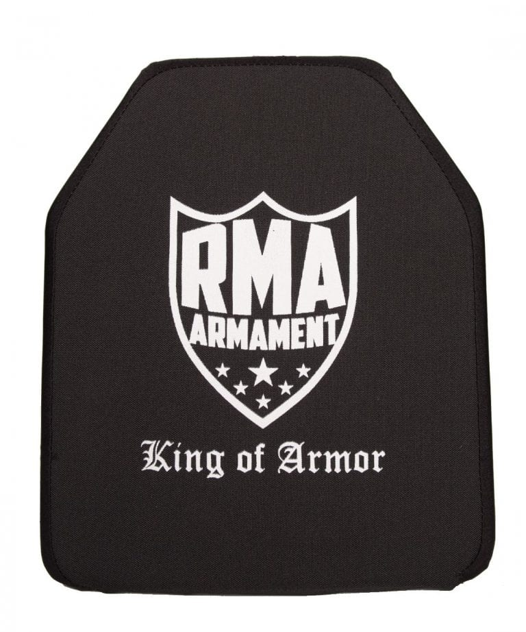 RMA LEVEL IV HARD ARMOR PLATE NIJ .06 CERTIFIED