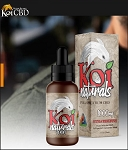 Koi Strawberry Natural Full Spectrum CBD Tincture 250mg & 1000mg