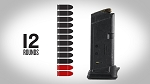 PMAG® 12RD GL9® – GLOCK® G26 NO SALES TO RESTRICTED STATES!!!