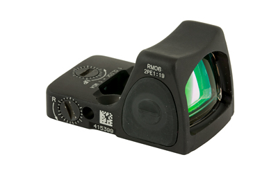 Trijicon, RMR Type 2 Reflex Sight, 3.25 MOA, Adjustable LED, Matte Black